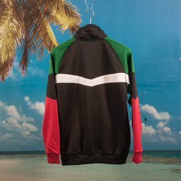 HUF - Sprinter Track Jacket - Black