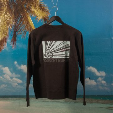 BEINGHUNTED - Kunst (Art) Crewneck - Black