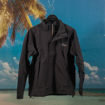 Dime MTL - Packable Jacket - Navy