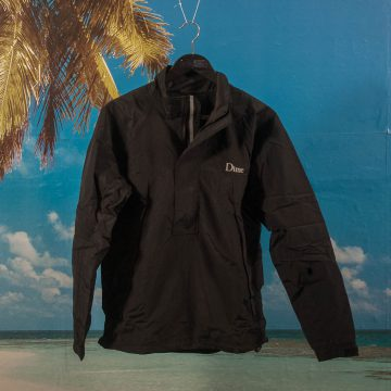 Dime MTL - Packable Jacket - Black
