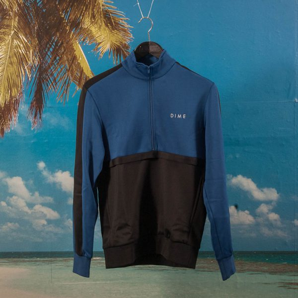 Dime MTL - Track Jacket - Royal / Navy