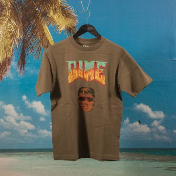 Dime MTL - DimeGuy T-Shirt - Military Green