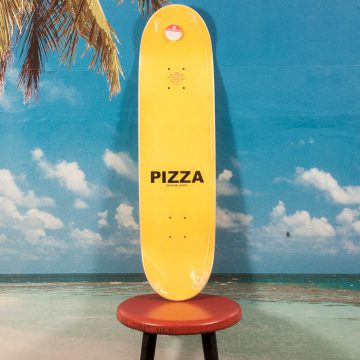 Pizza Skateboards - Ride or Die Deck - 8.375