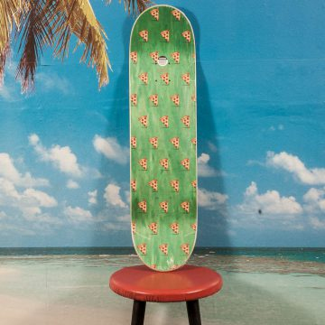 Pizza Skateboards - Ducky Dream Car Deck - 8.125