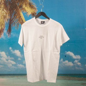 "TPDG Supplies Co. - ""Neue"" T-Shirt - White"