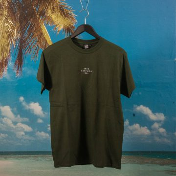 "TPDG Supplies Co. - ""Neue"" T-Shirt - Forest Green"