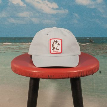 Buttergoods - Devils 6 Panel Cap - Light Blue