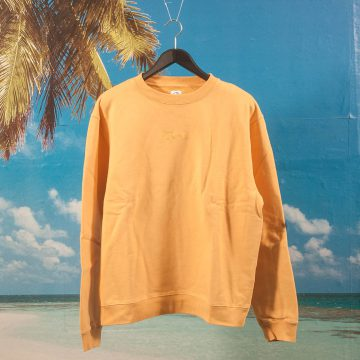 Polar Skate Co. - Heavyweight Default Crewneck - Apricot