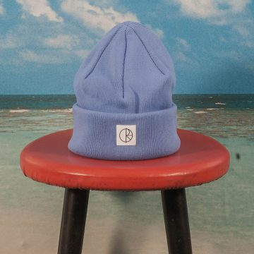 Polar Skate Co. - Double Fold Beanie - Baja Blue