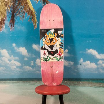 Polar Skate Co. - Nick Boserio - Lion King 1991 Deck - 9.25