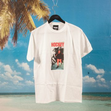 Hockey - One Eye T-Shirt - White