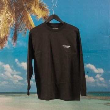 5 Boro NYC - Lover Fighter Long Sleeve - Black
