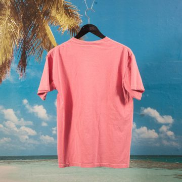 SHRN - Barkeeper T-Shirt - Dyed Cranberry