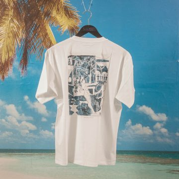 Polar Skate Co. - Stage Three T-Shirt - White