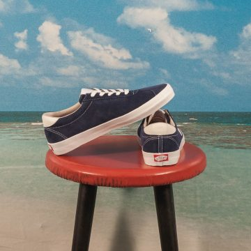 Quasi Skateboards X Vans - Epoch Sport Pro LTD - Navy