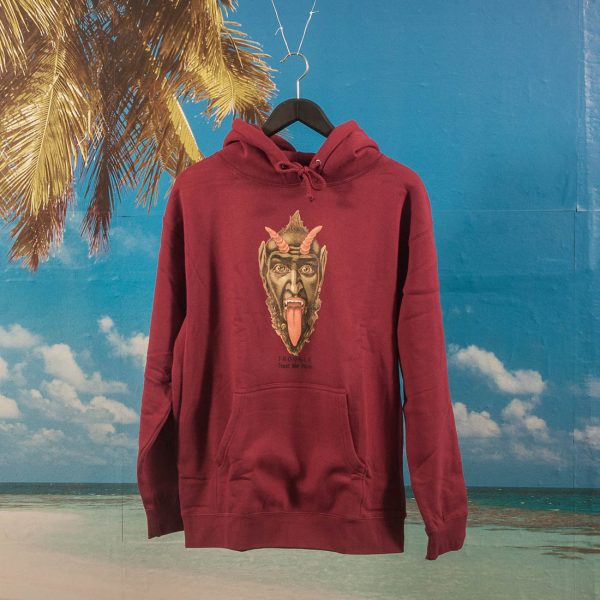 Fucking Awesome - Trouble Hoodie - Cardinal