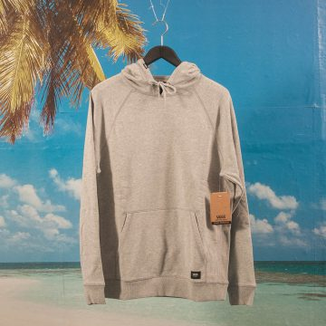 Vans - Versa DX Hoodie - Heather Grey