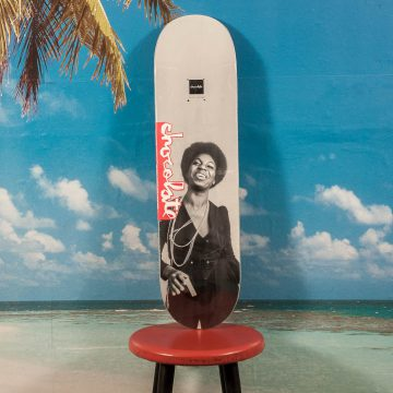 Chocolate Skateboards - Eldridge Jazz Deck - 8.25