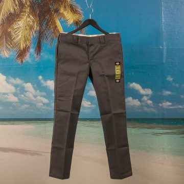 Dickies - 873 Slim Straight - Charcoal Grey