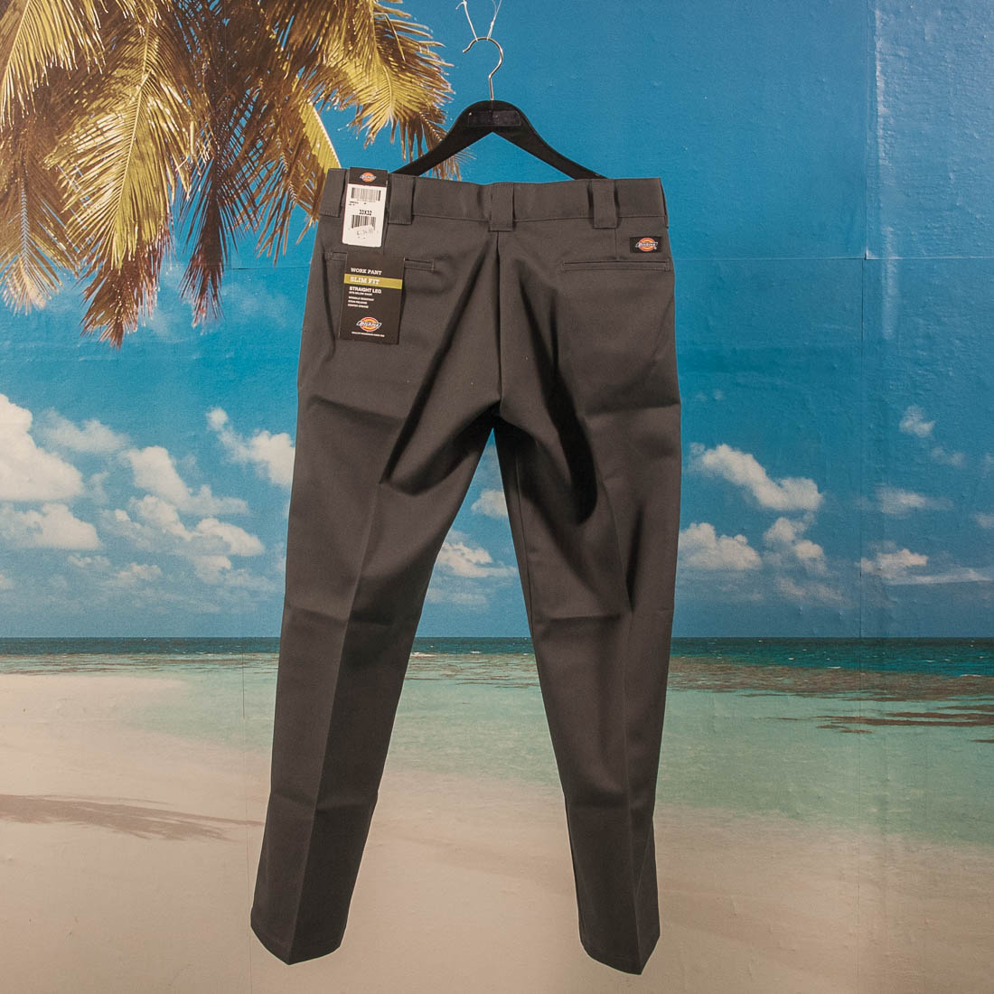 Dickies - 873 Slim Straight - Chino - Charcoal Grey