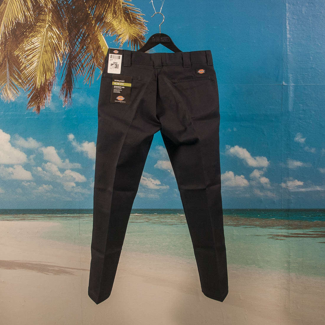 Dickies - 873 Slim Straight - Chino - Dark Navy