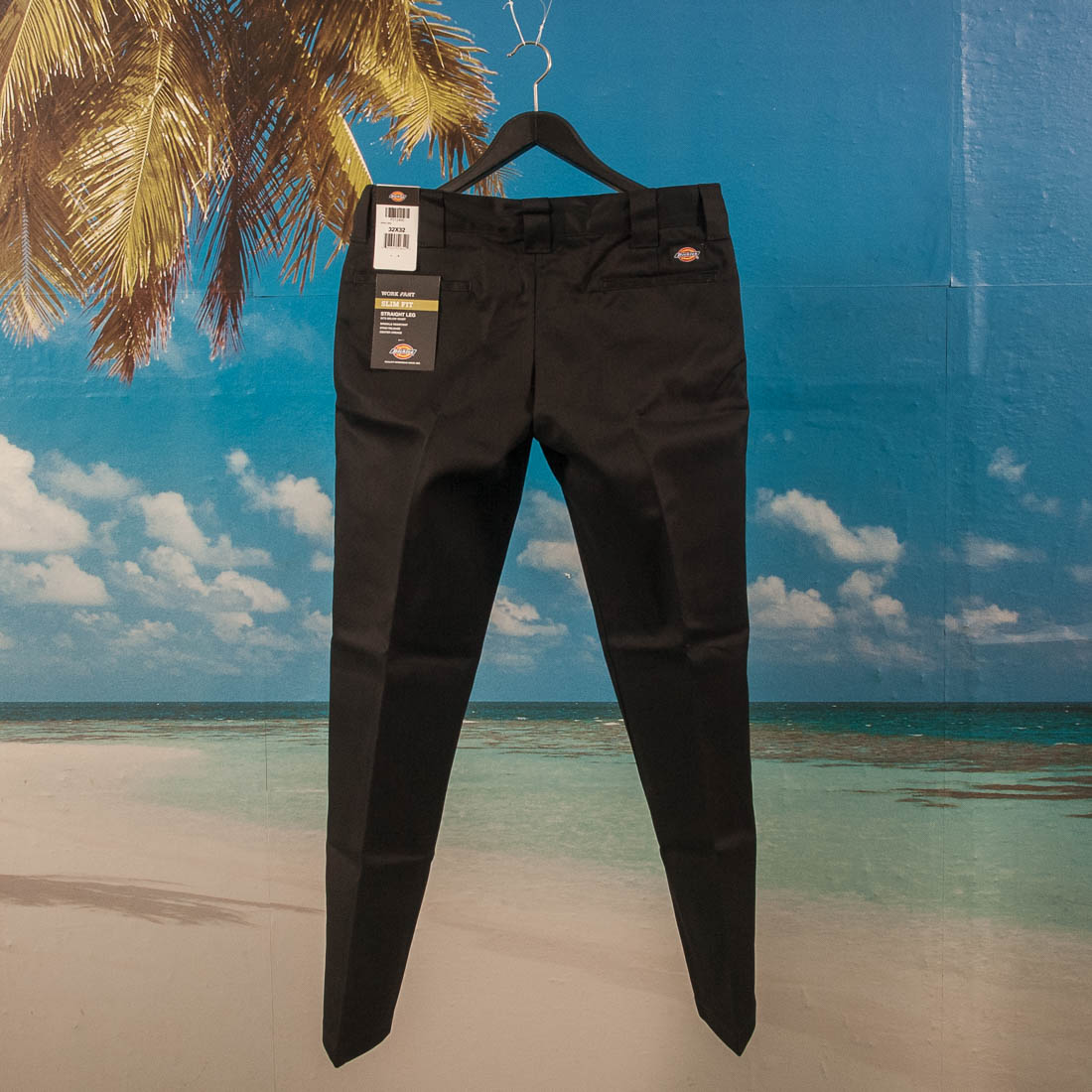 Dickies - 873 Slim Straight - Chino - Black