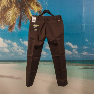 Dickies - 873 Slim Straight - Chocolate Brown