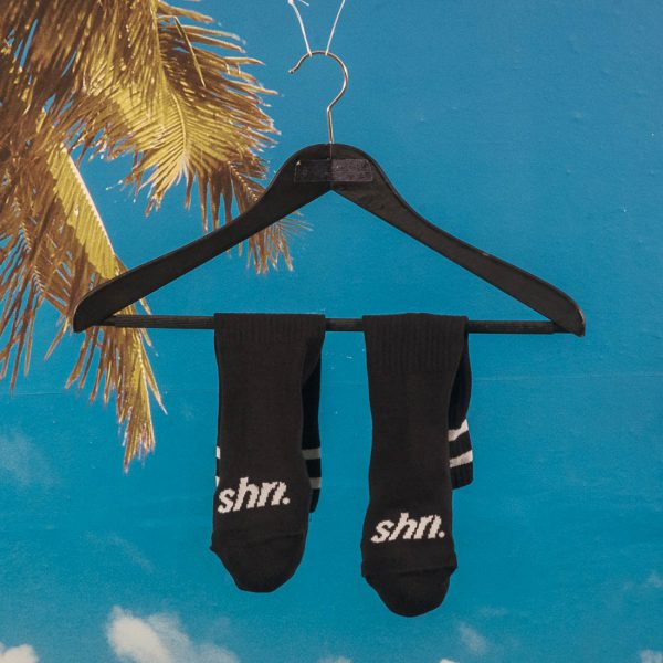 SHRN - Grande Socks - Black