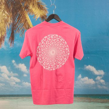 Call Me (917) - Hypnotic T-Shirt - Pink