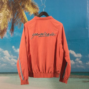 Yardsale - Wave Runner Tracksuit Top - Salamander
