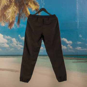 Yardsale - Wave Runner Tracksuit Bottoms - Black
