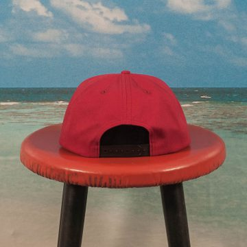 Call Me (917) - Hypnotic Hat - Maroon