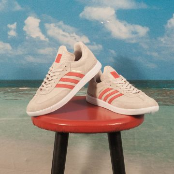 "adidas Skateboarding - Samba ADV ""Rodrigo TX"" - Brown / Orange"