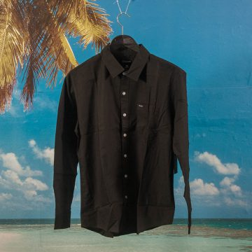 Brixton - Charter Oxford Shirt - Black