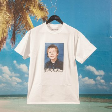 Fucking Awesome - Elijah Class Photo T-Shirt - White