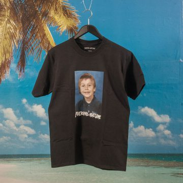 Fucking Awesome - Elijah Class Photo T-Shirt - Black
