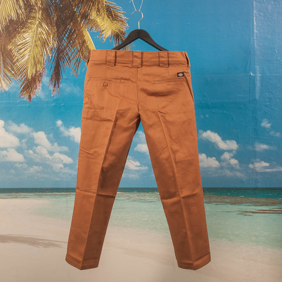 Dickies - 873 Cotton - Brown Duck