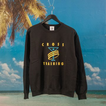 Alltimers - Training Crewneck - Black