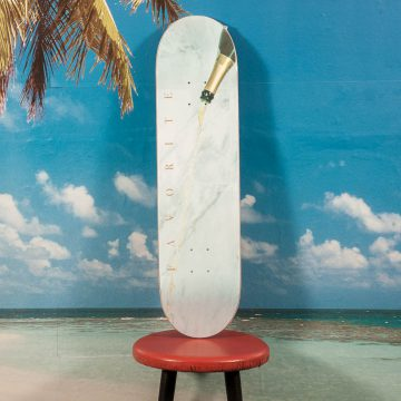Favorite Skateboards - Champagne Drop Deck - 8.1