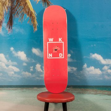 WKND Skateboards - Lips Deck - 8.5