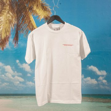 Alltimers - Broadway T-Shirt - White
