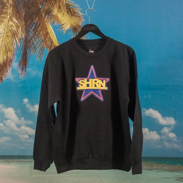 SHRN - Menace Crewneck - Dark Navy