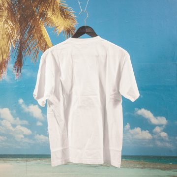 Dimanche Skate Co. - Heavyweight T-Shirt - White
