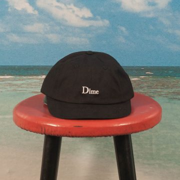 Dime MTL - Crushable Cap - Black
