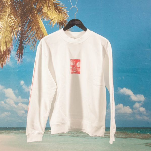 Poetic Collective - Crewneck - White