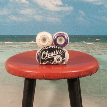 Spitfire Wheels - Classics - Wheels - 99A - 58mm