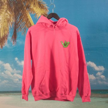 Call Me (917) - Really Sorry Hoodie - Pink