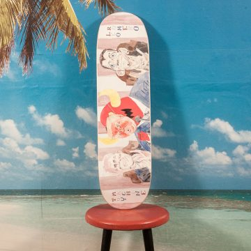 "Toy Machine - Leo Romero ""Don´s Dynasty"" Deck - 8.5"