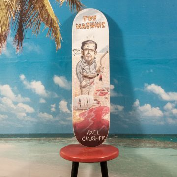 "Toy Machine - Axel Cruysbergh ""Don´s Dynasty"" Deck - 8.375"