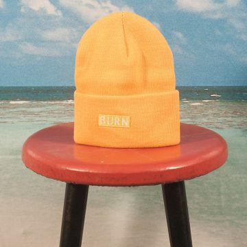 Hockey - Illusions Beanie - Yellow